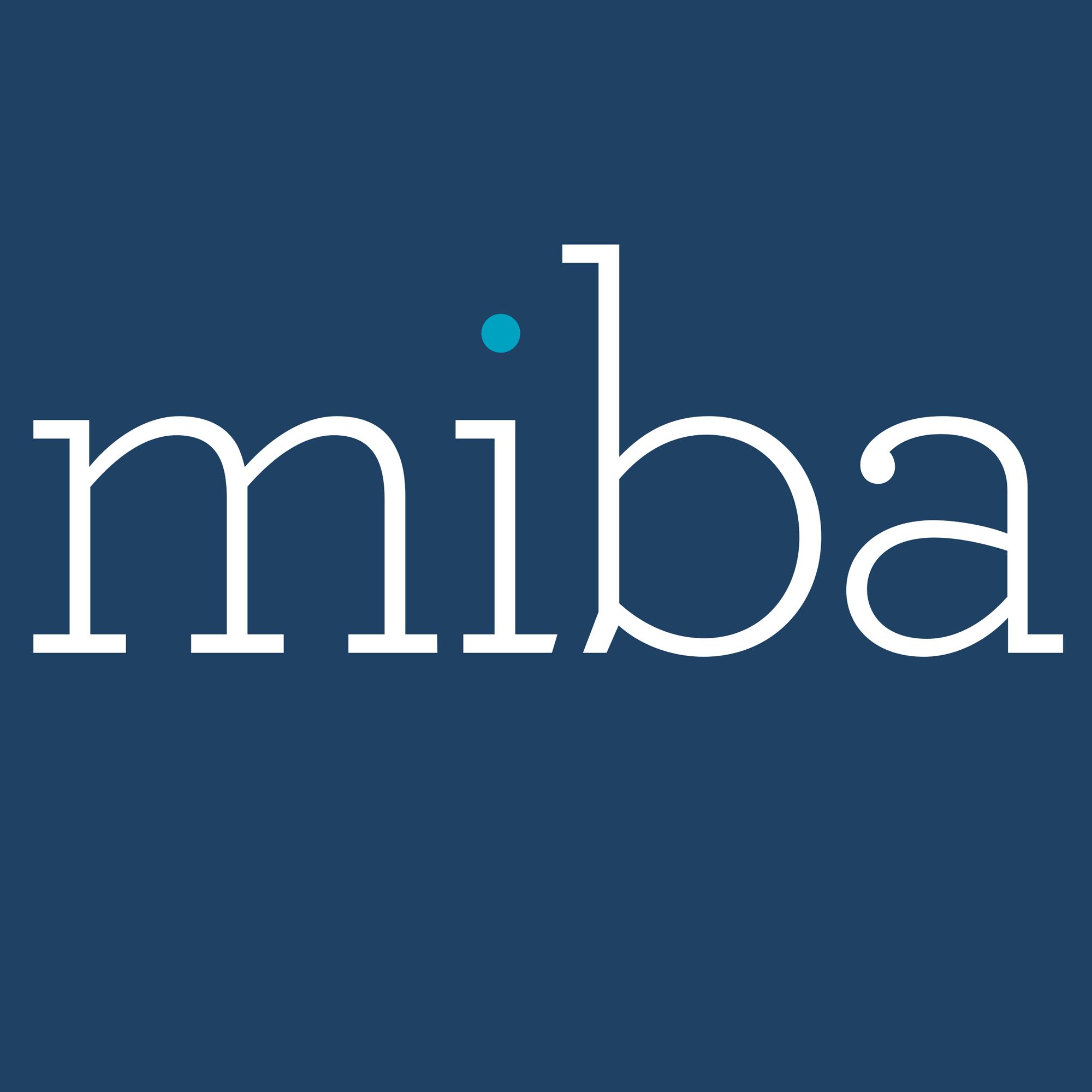 Miba Design Logo