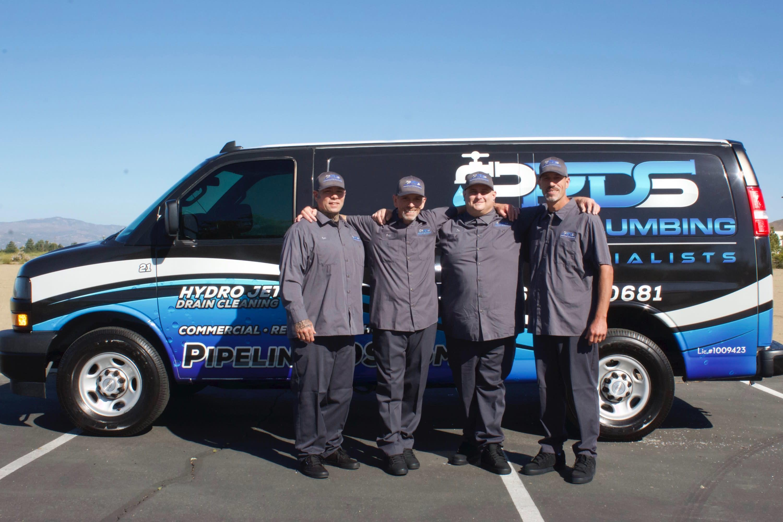 Your 5-Star Plumbing Team