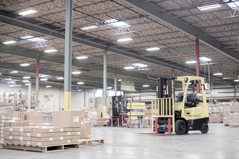 NewStream Enterprises Warehousing and Distribution