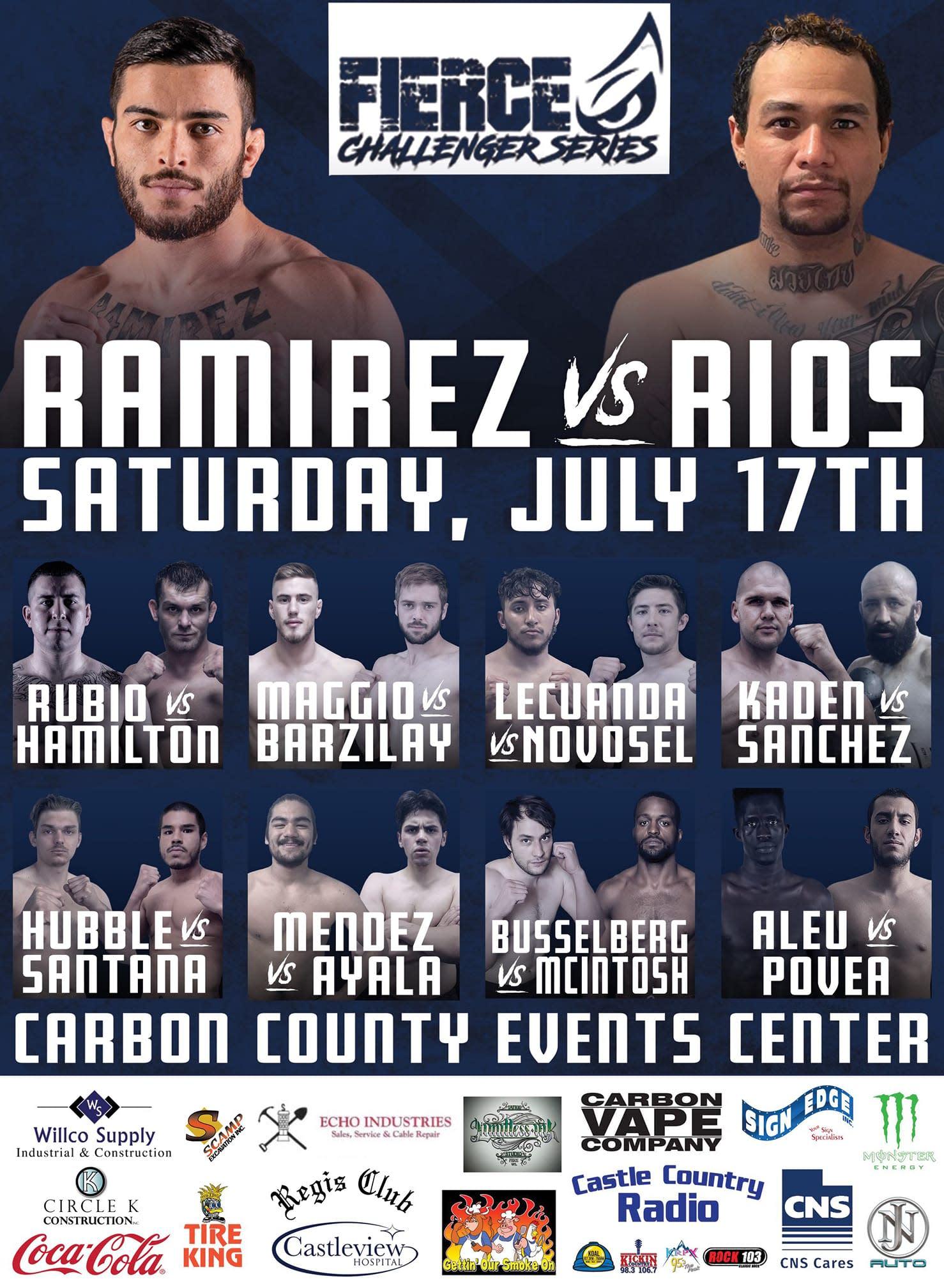 Fights July 17