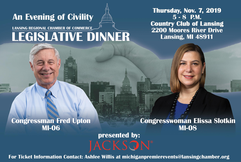 2019 Legislative Dinner
