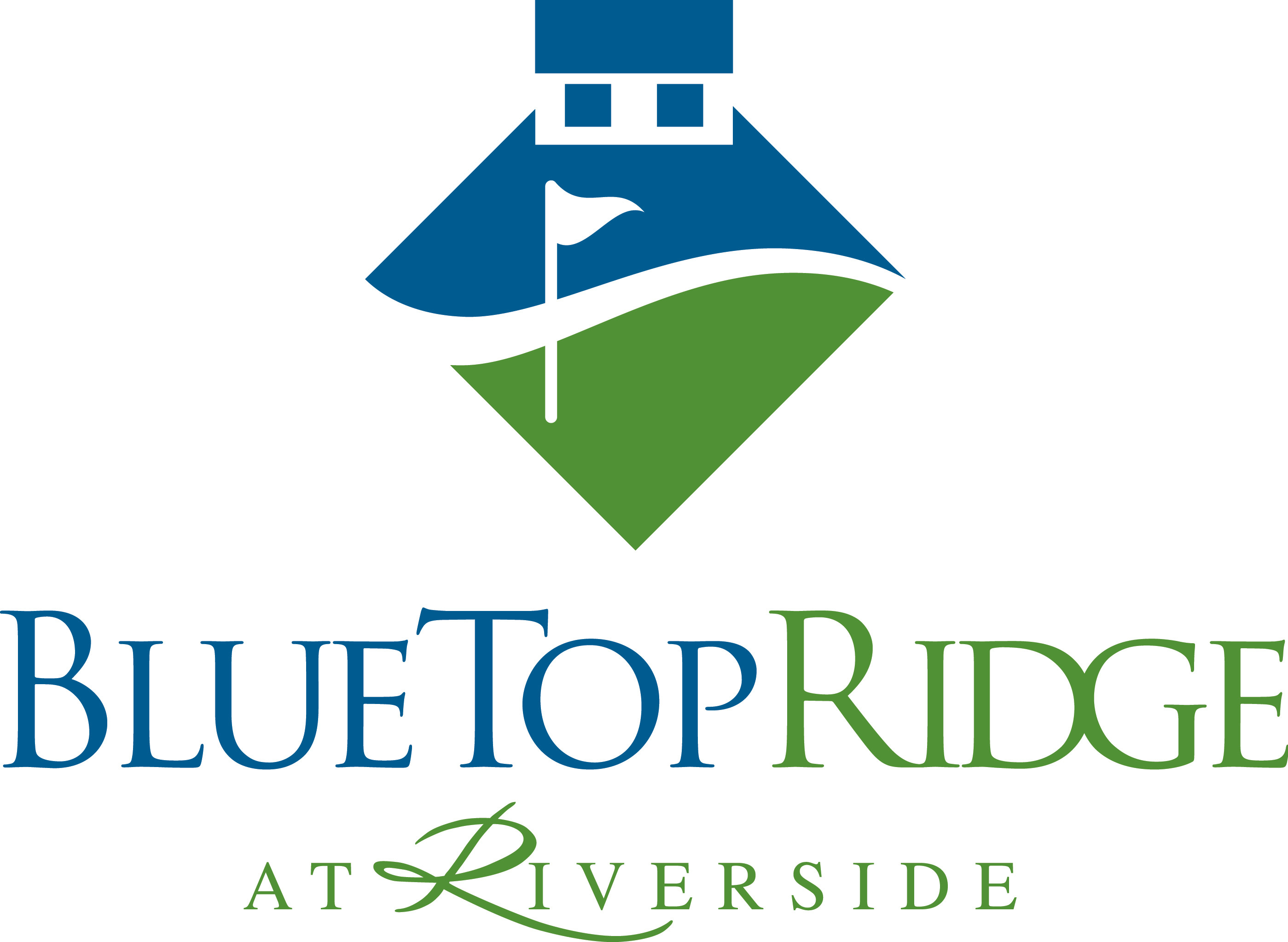 Blue Top Ridge Golf Course at Riverside Casino