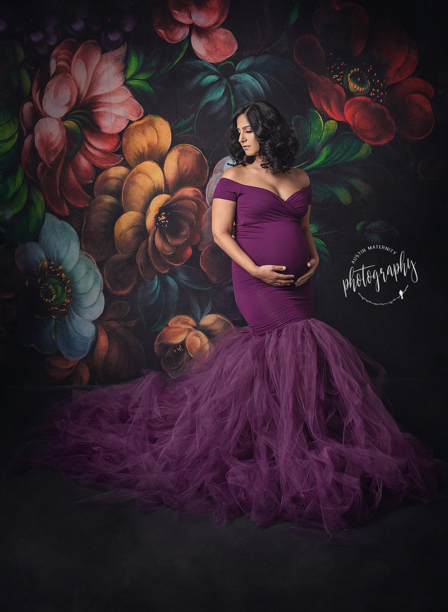 Austin Maternity Photography Fine Art Maternity