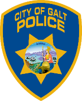 Galt Police Department logo
