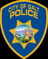 Galt Police Department logo - 2021