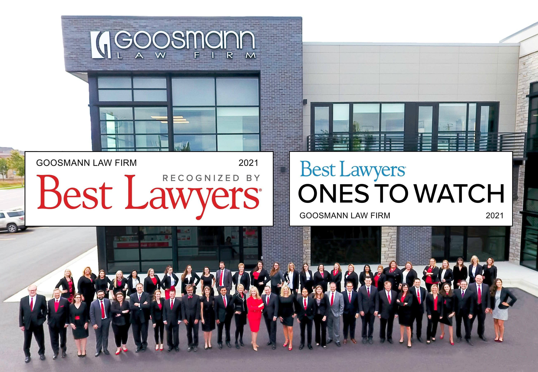Goosmann Law Firm: Best Lawyers