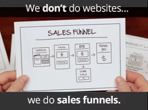 Do you have a sales funnel?