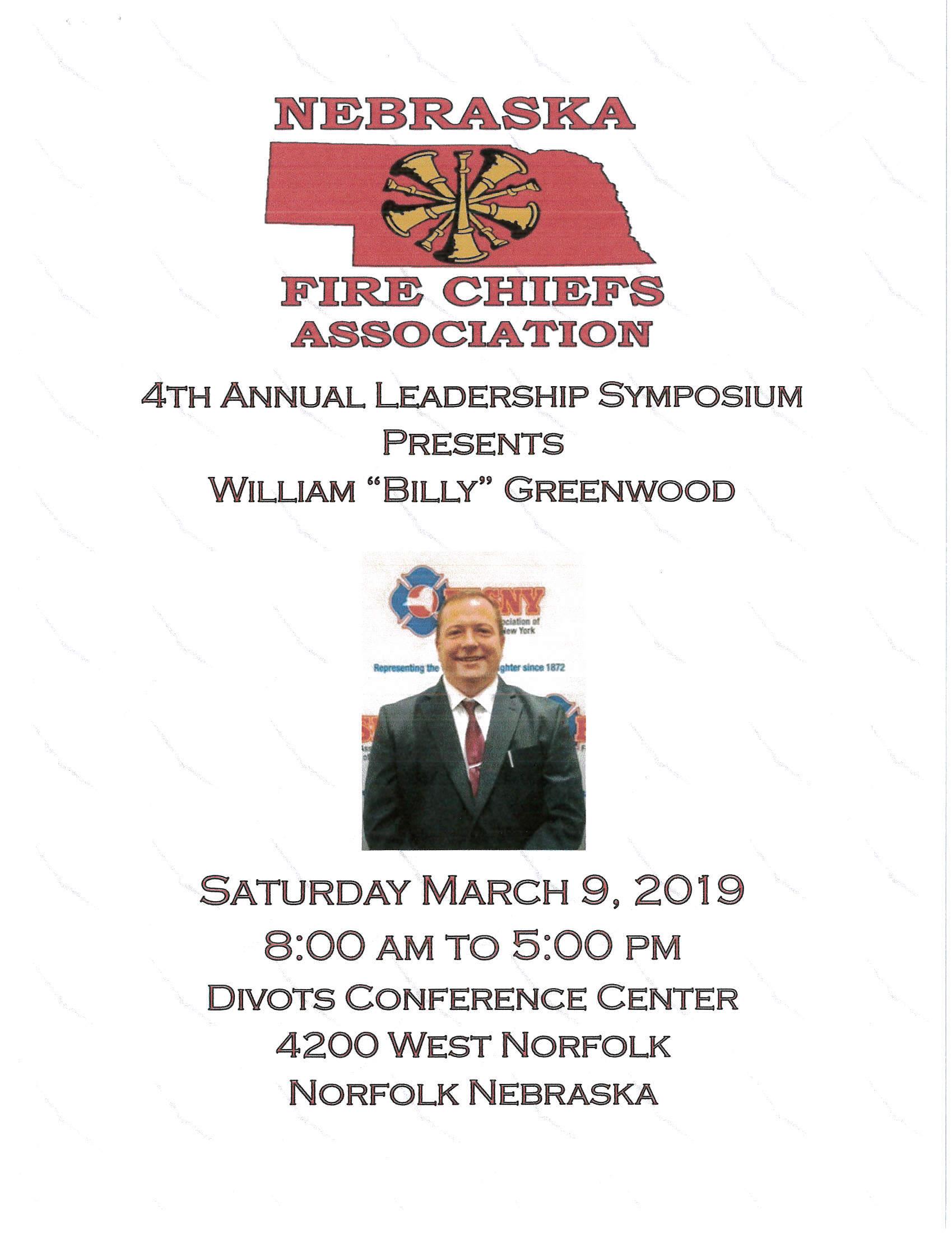 4th Annual Fire Chief Symposium