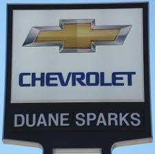 Duane Sparks Chevrolet