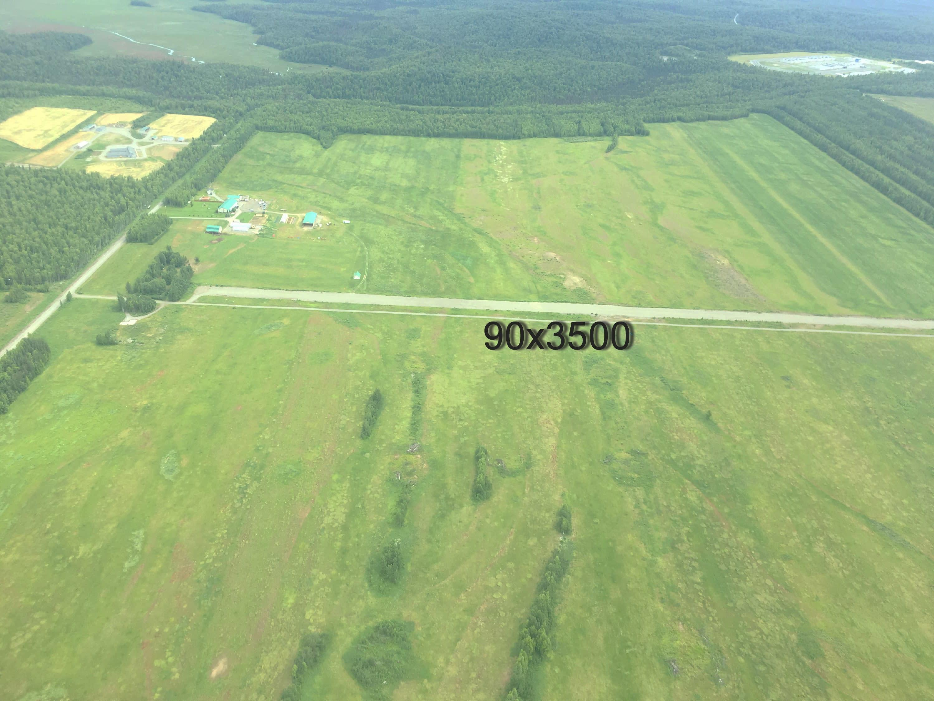400,000 runway