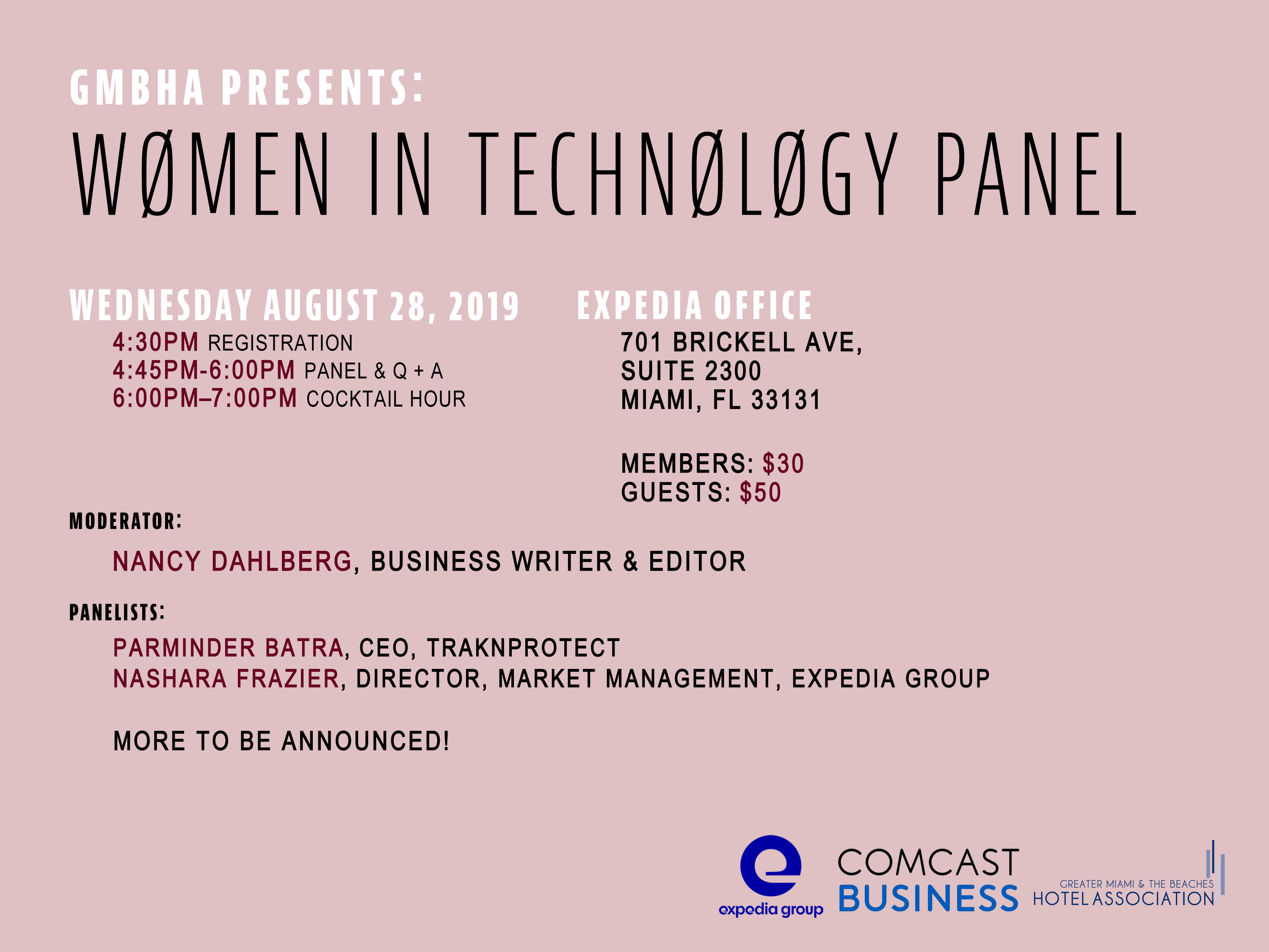 Women in Technology Panel
