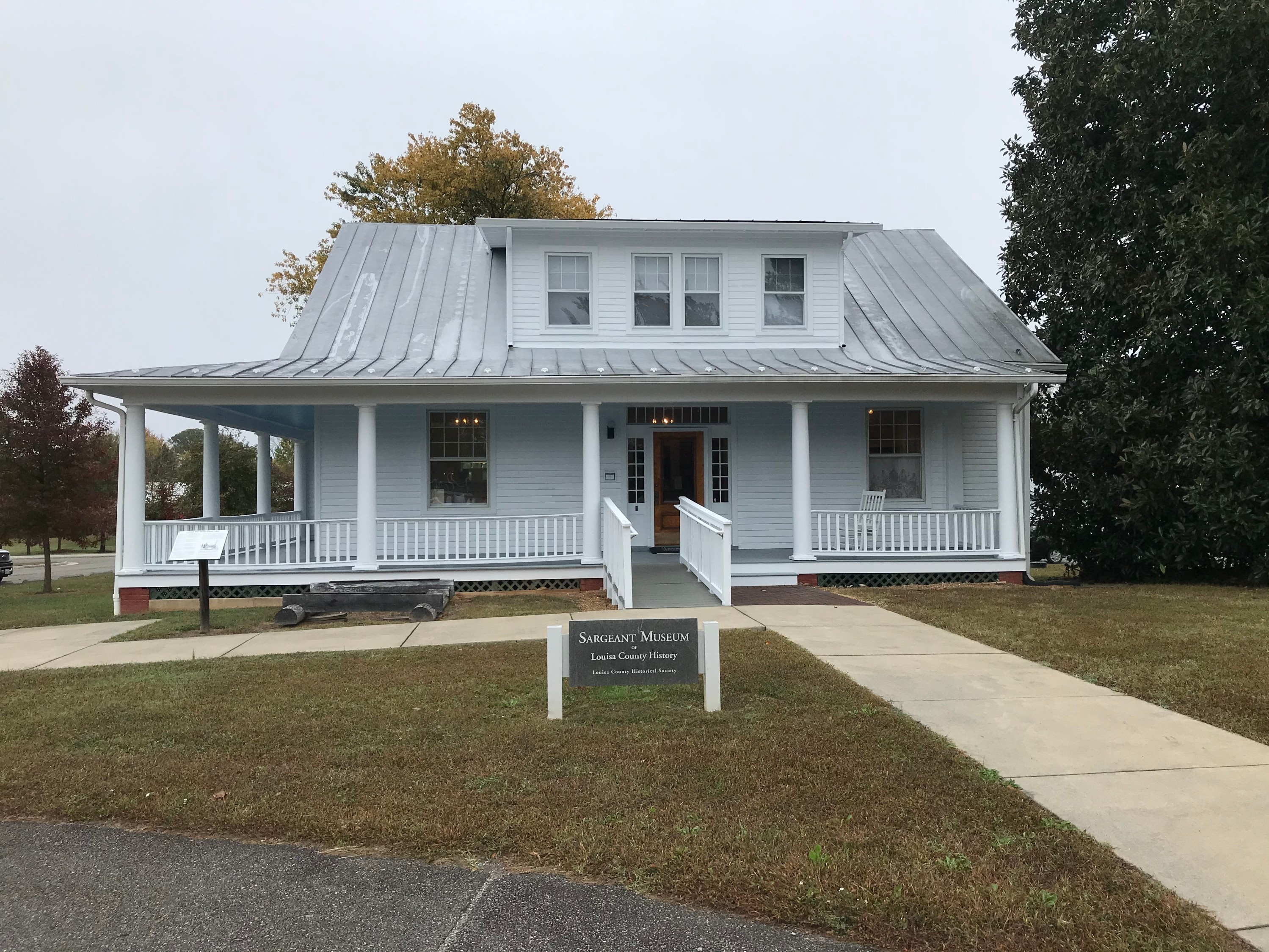 The Sargeant Museum of Louisa County History
