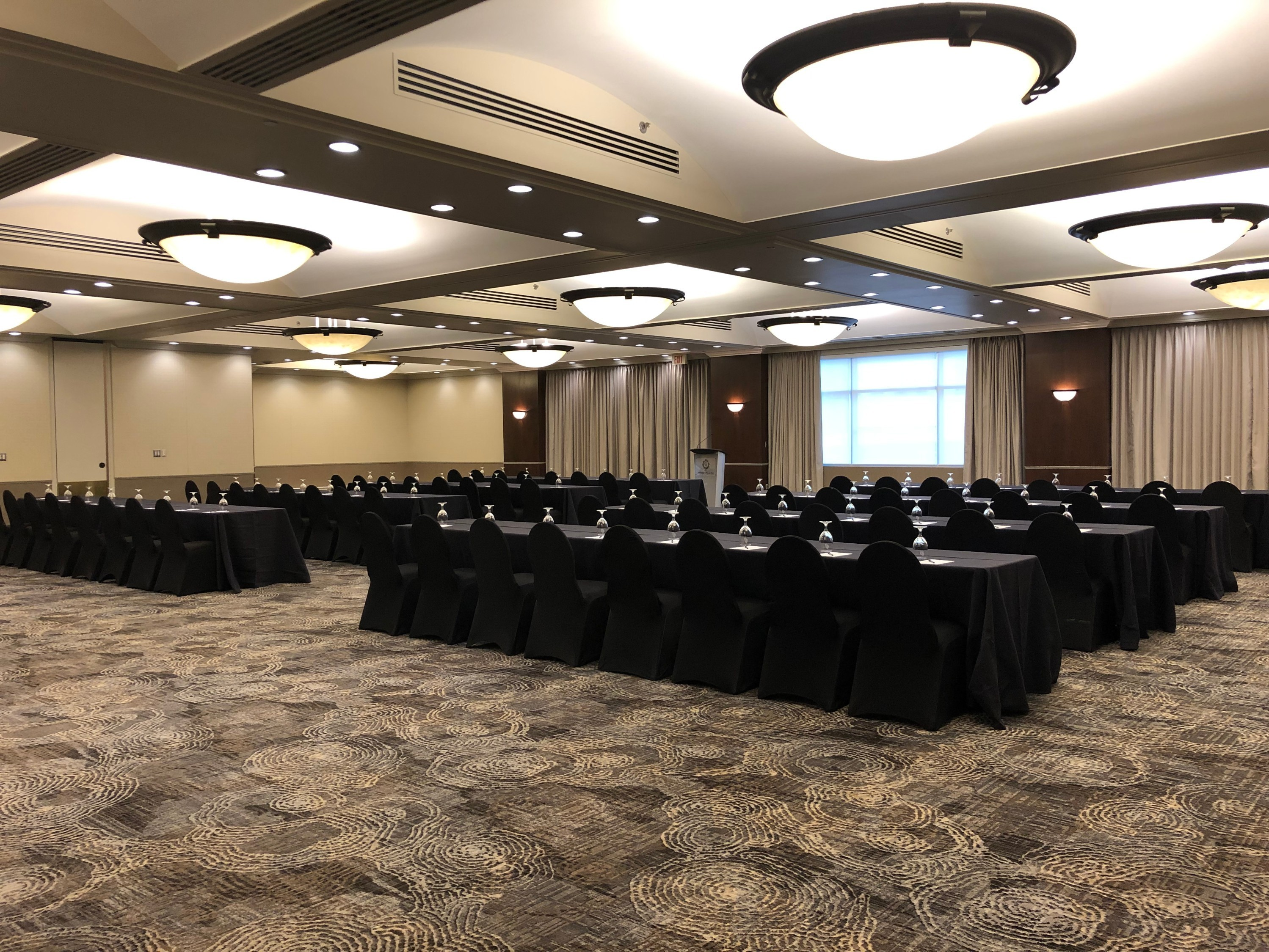 Calgary Hotel Conference Meeting