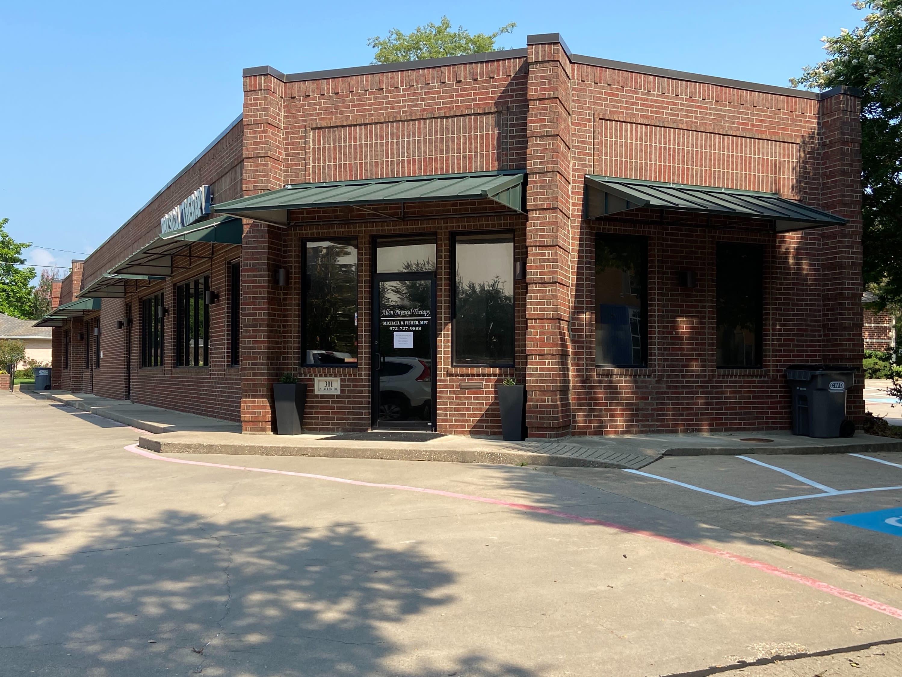 301 N Allen Drive.  Allen, Texas 75013