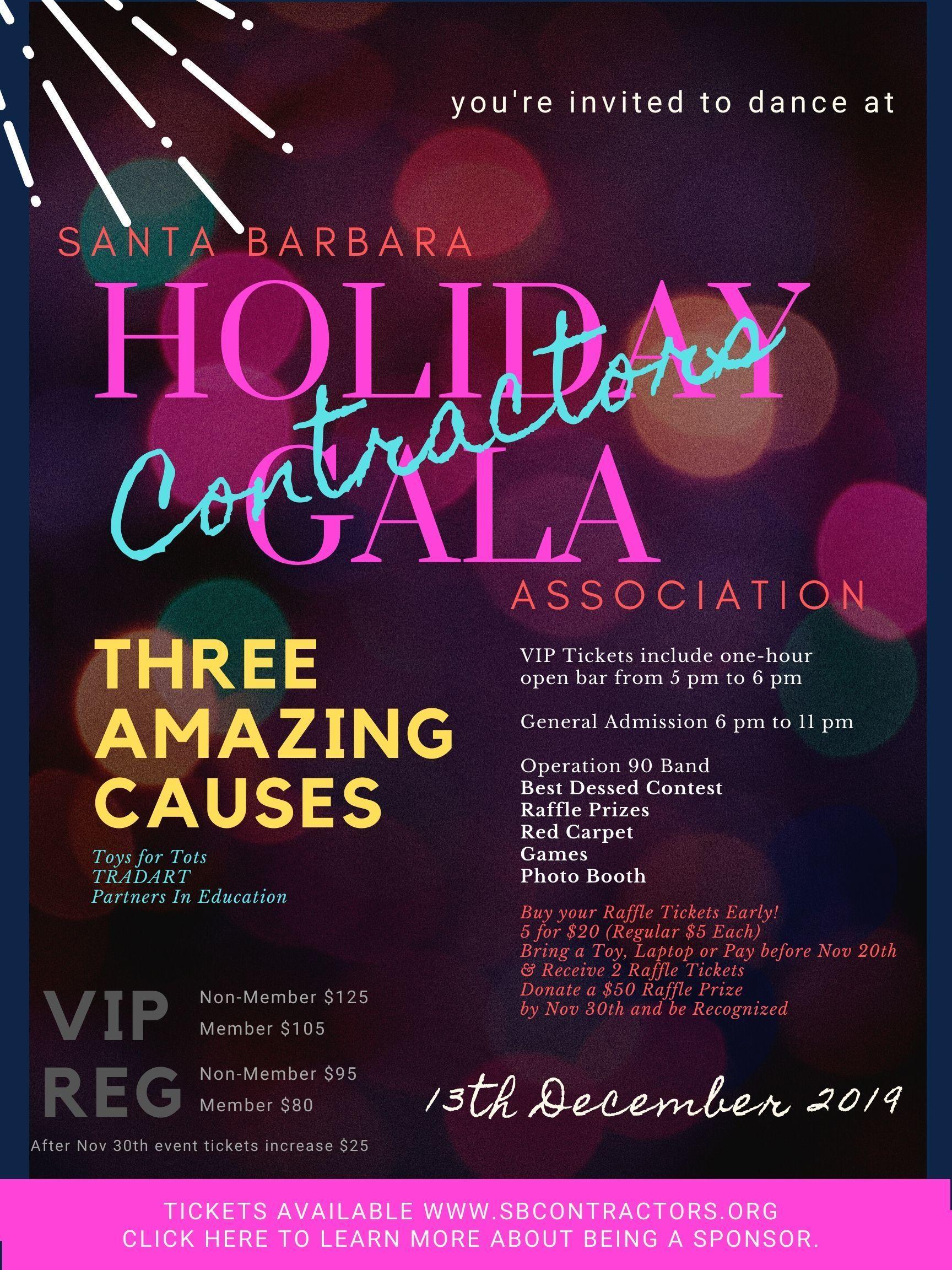 SBCA Holiday Gala
