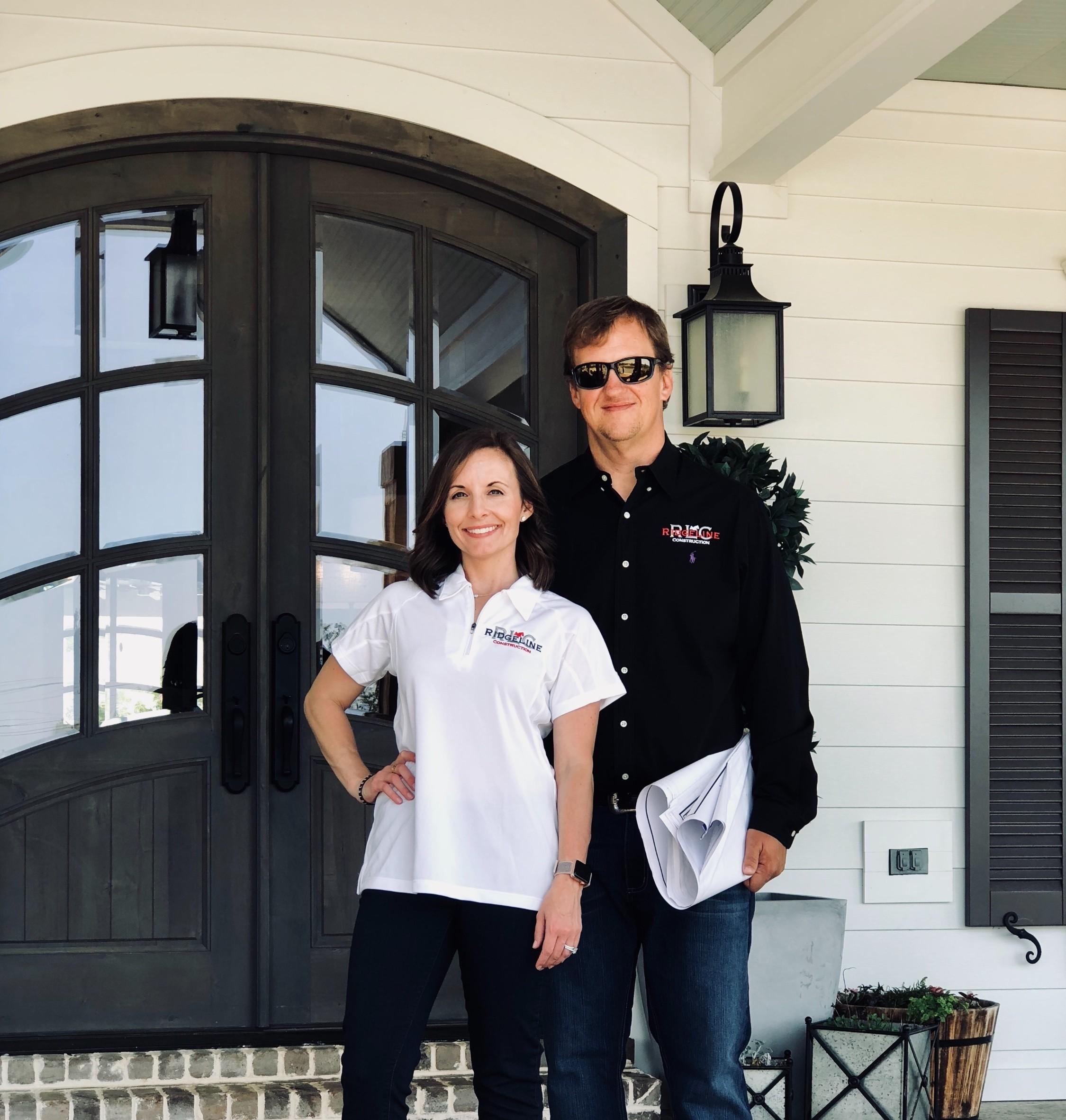 Terry and Lauren Marsh, Owners