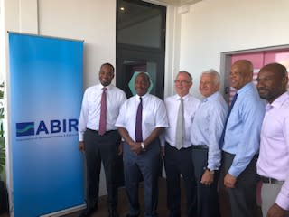 ABIR Executives Celebrate the BMA's 50th Anniversary