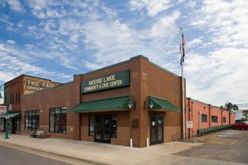 moose lake public library building