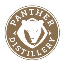 panther distillery logo