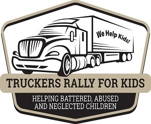 Truckers Rally for Kids Logo