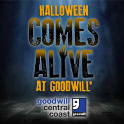 Halloween Comes Alive At Goodwill