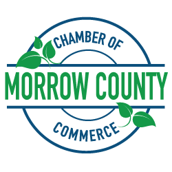 Morrow County Chamber of Commerce logo - 250 pixel png