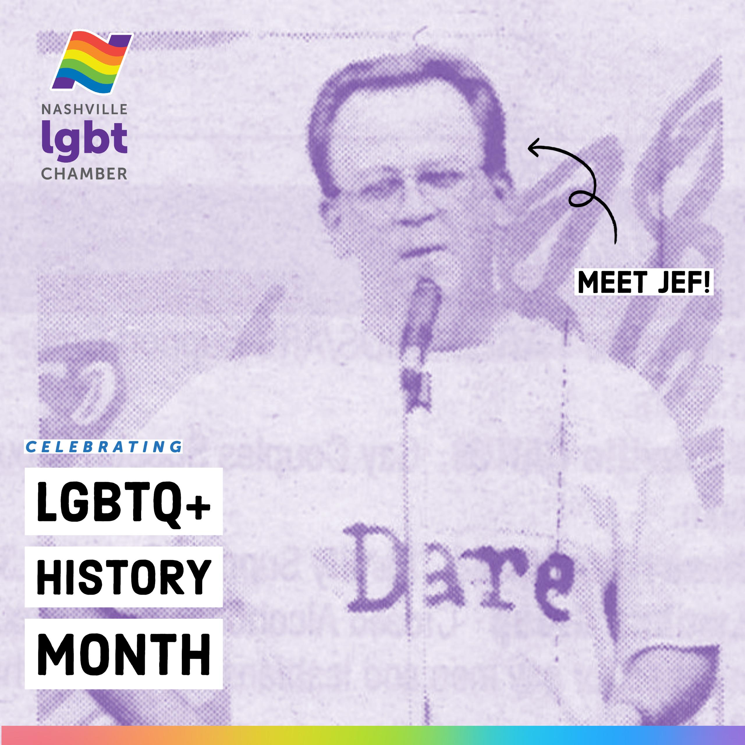 LGBTQ+ History Month Spotlight
