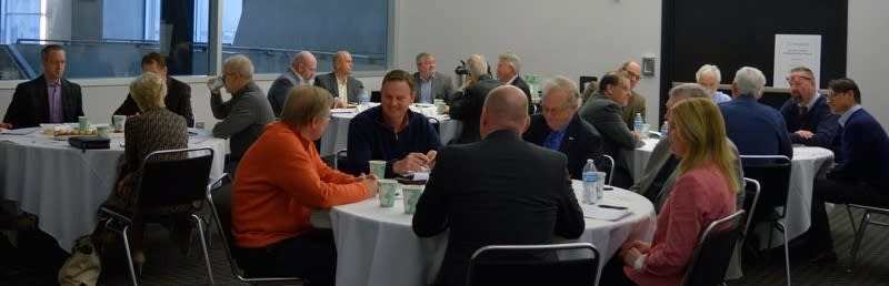 CEO Roundtable Intensive:  Opportunities in a Crisis