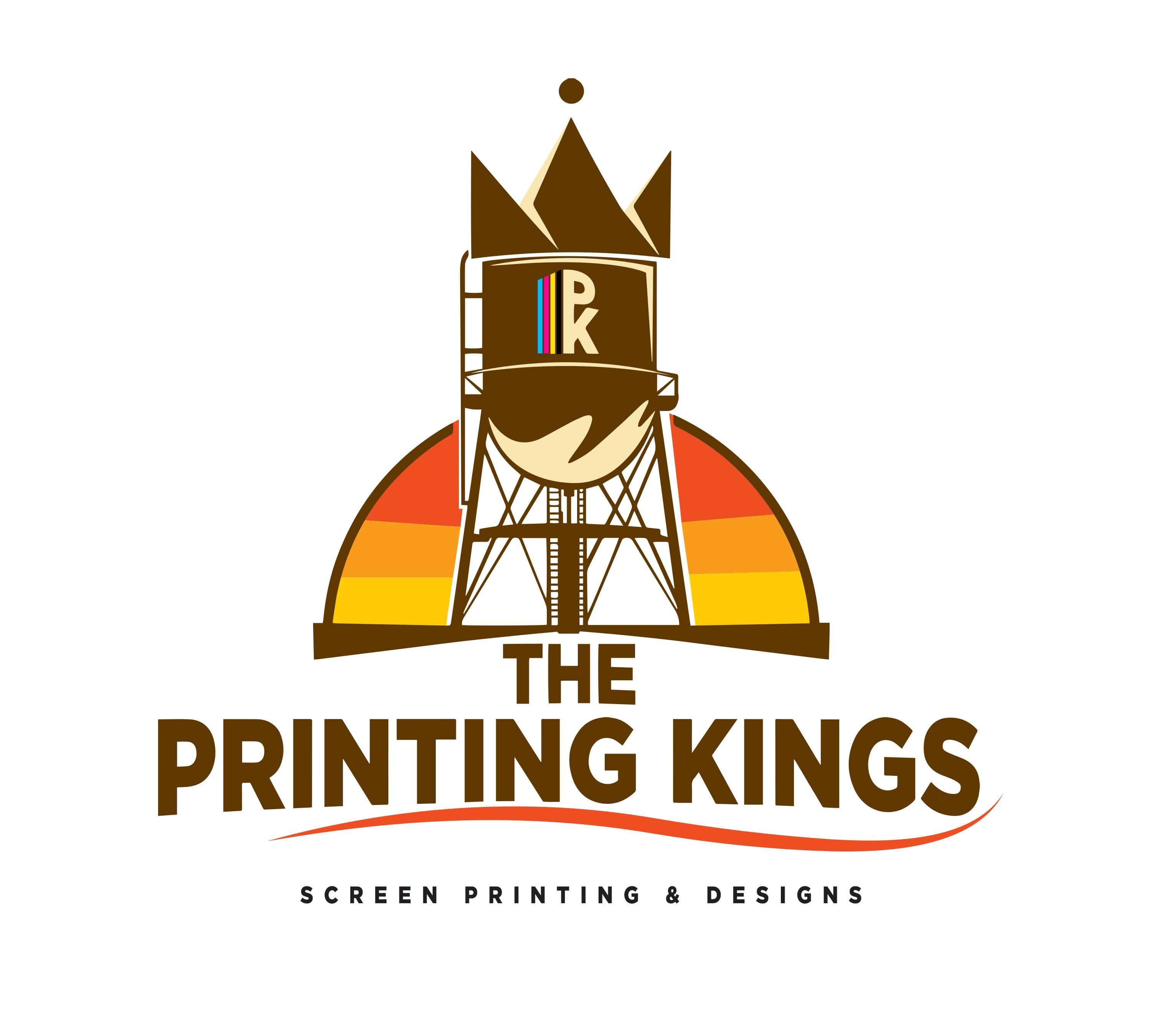 The Printing Kings logo