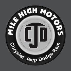 Butte's Mile High Chrysler Jeep Dodge Ram