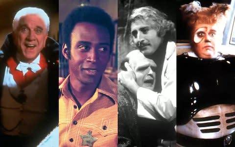 Trivia Thursday's: Mel Brooks Films