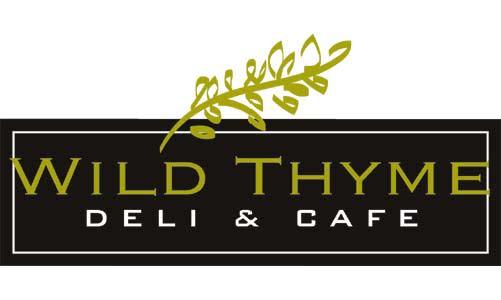 Wild Thyme Deli & Cafe