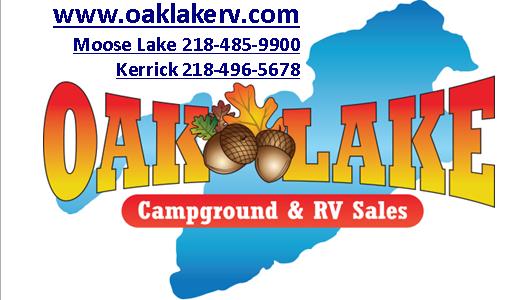 Oak Lake Campground & RV Sales Logo