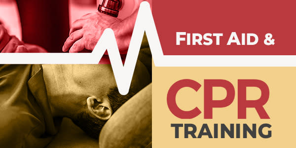 First-Aid/CPR Course for Grant County HBA