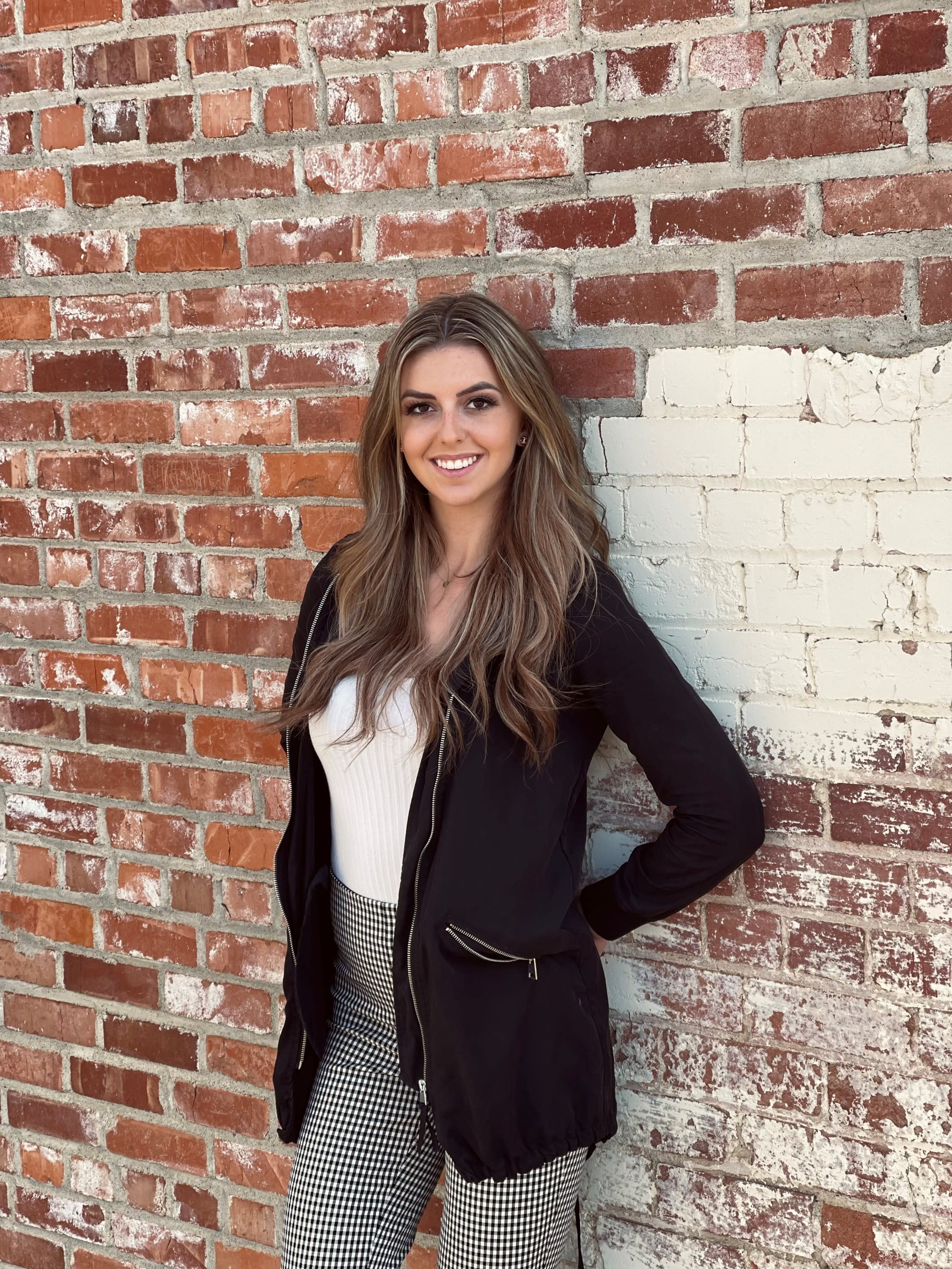 Samantha Tonin, Marketing and Special Event Manager