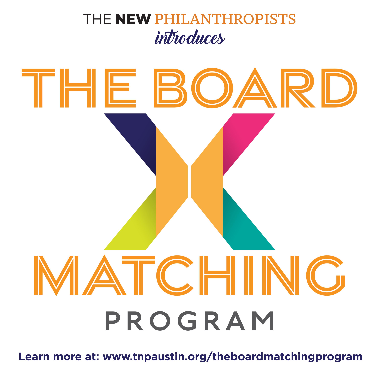 TNP's Board Matching Program