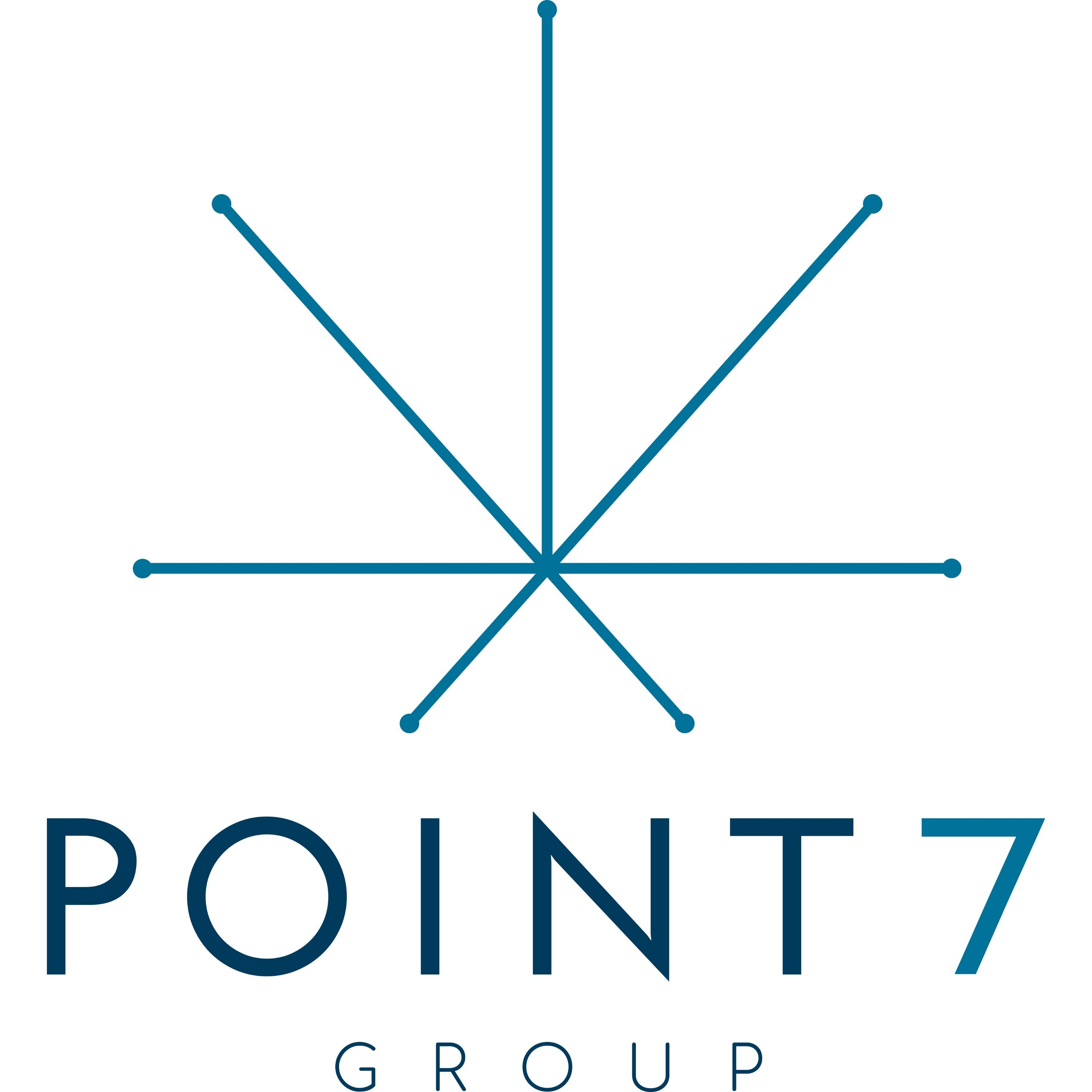 Point Seven Group logo