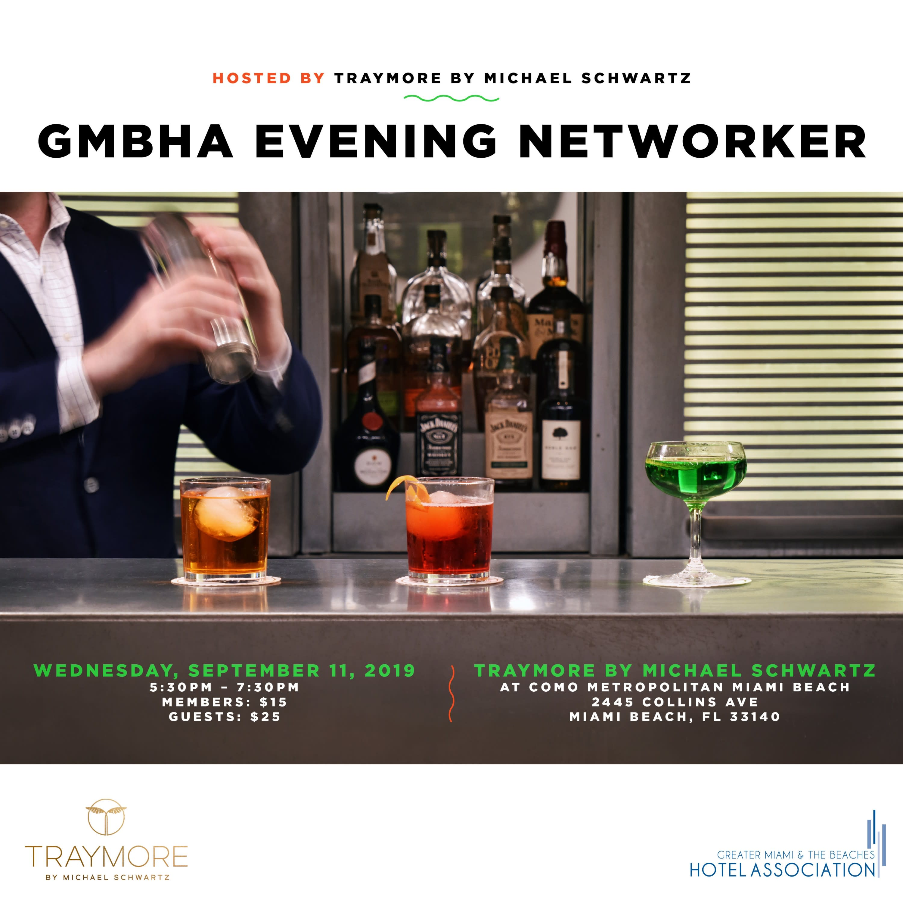 GMBHA Evening Networker at Traymore by Michael Schwartz