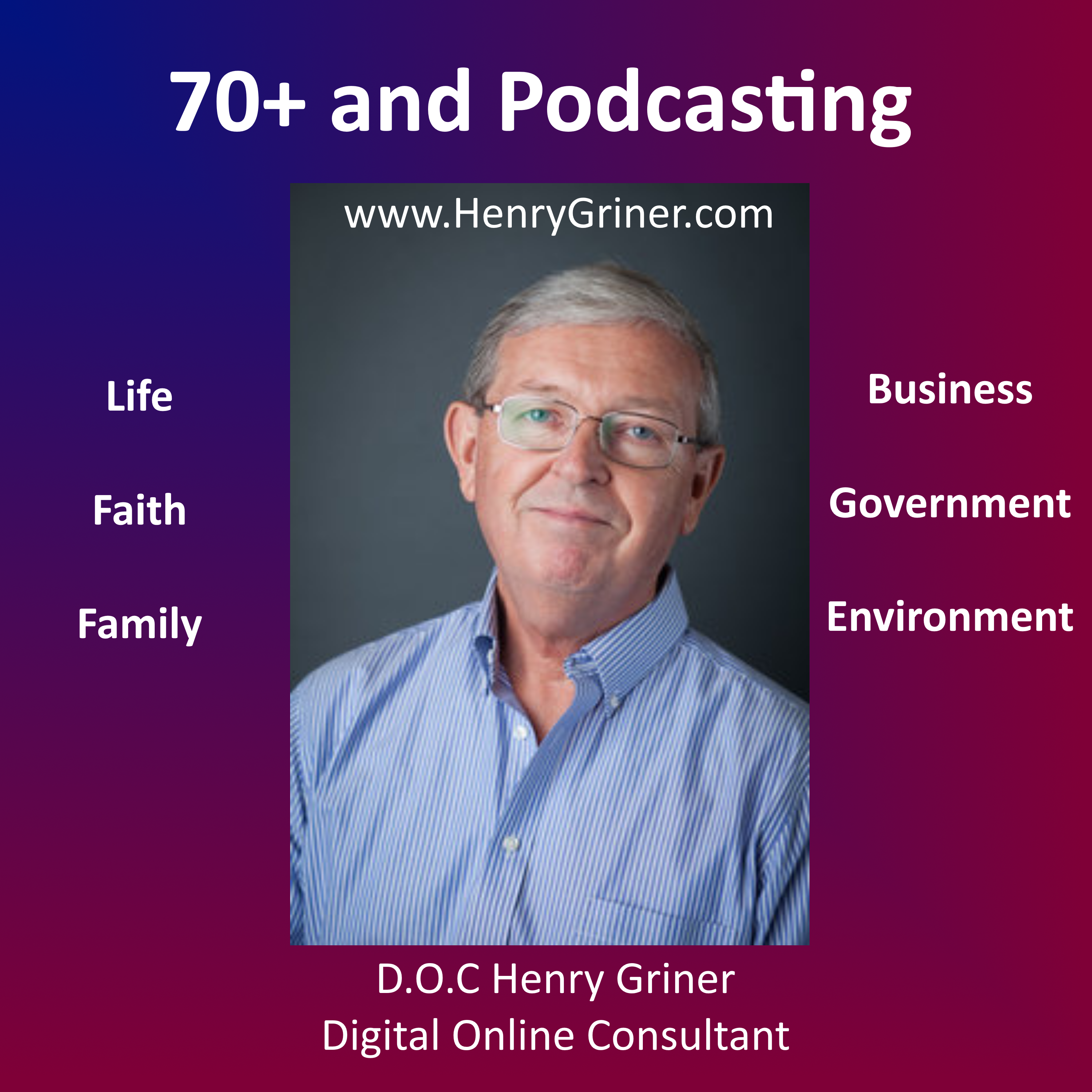 70+ and Podcasting