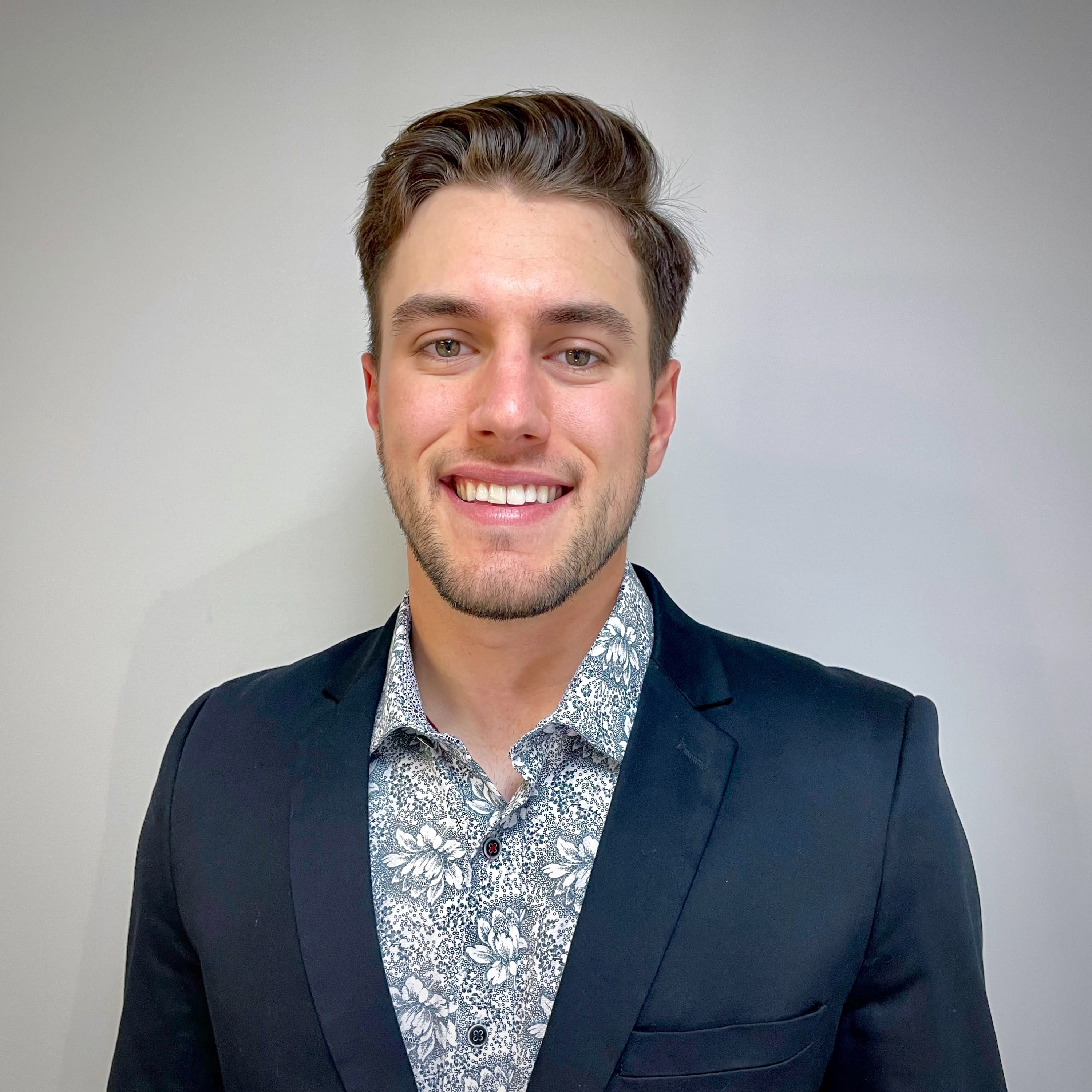 Josh Schafer, Communications & Special Projects Administrator
