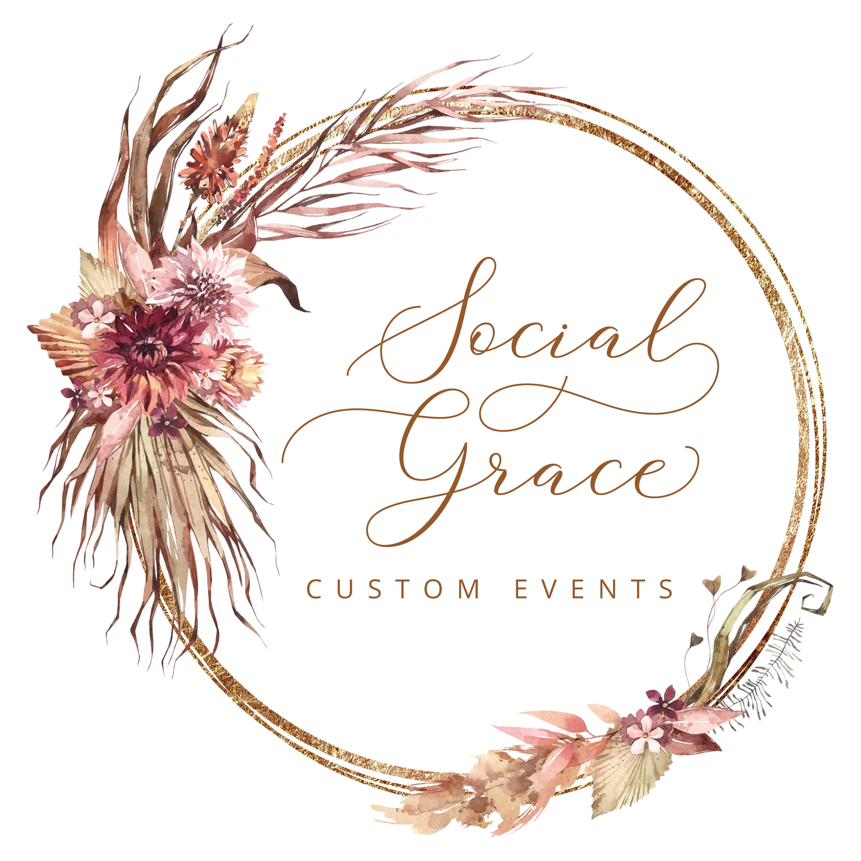 Social Grace Custom Events