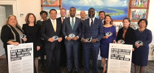 Just Good Business – Bermuda Anti-Money Laundering Campaign Launches
