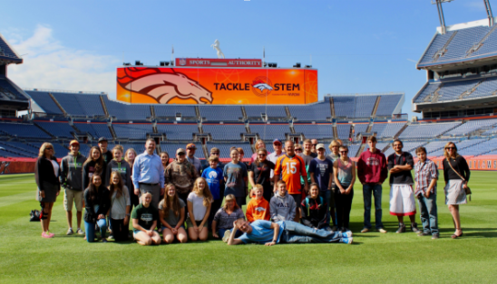 CTA Teams Up with Denver Broncos to Celebrate Colorado's Innovative STEM Educators