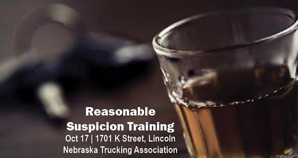 Reasonable Suspicion Training