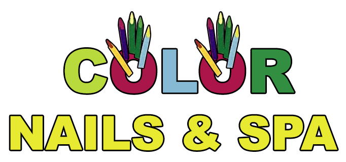 Color Nails and Spa | Logo
