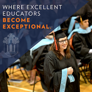 Baker University master of arts in education