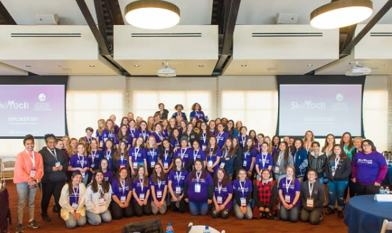 Colorado Hosts STEM Activation Event to Engage Girls in Tech Careers