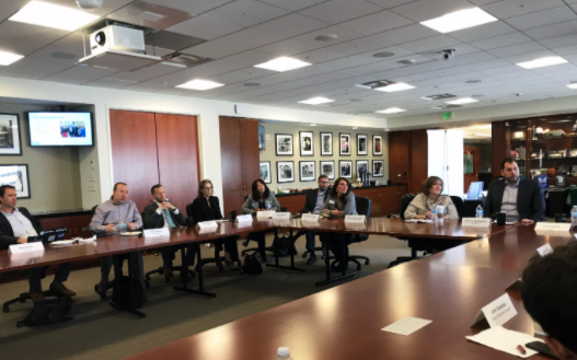 CTA Tech Affairs Council Holds March Meeting