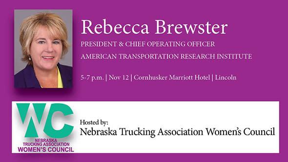 NTA Women's Council Reception with Rebecca Brewster