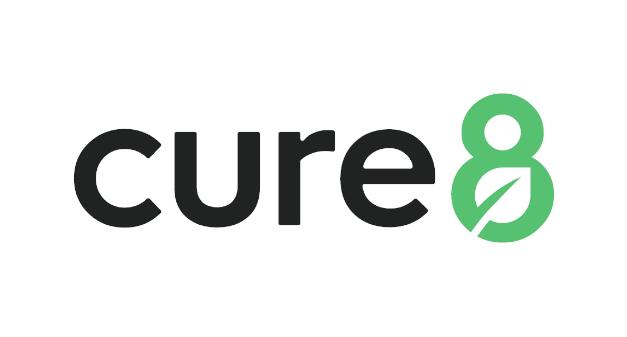 Cure8 Cannabis IT Services logo